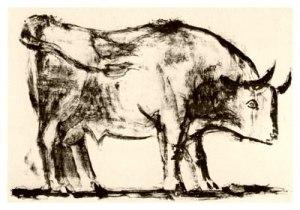 (18) Picasso Litho